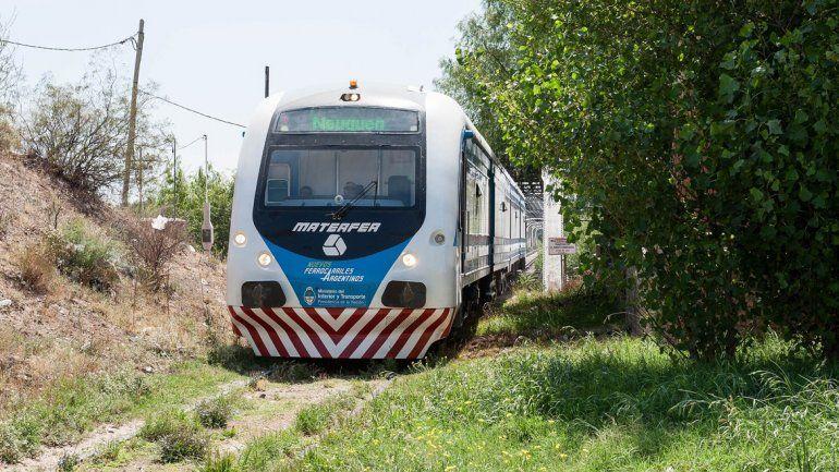 Por una falla, sigue inactivo el Tren del Valle: mañana habrá novedades
