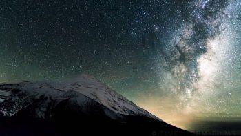 Mirá la belleza de la Patagonia en cámara rápida