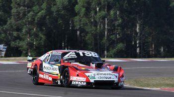 La Chevy ha crecido mucho en las últimas carreras y Urcera se entusiasma con hacer otra buena carrera en el TC.