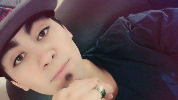 desesperada busqueda de un joven de 17 anos en cipolletti