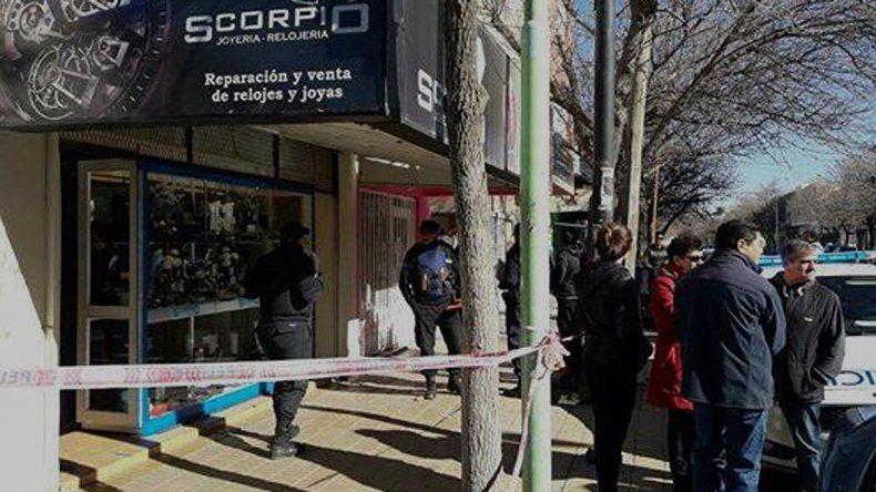 Robo a la joyería Scorpio: la pareja fue declarada culpable, pero ella no irá a prisión
