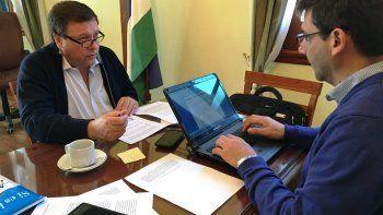Weretilneck anunció que rechazará la instalación de la central nuclear