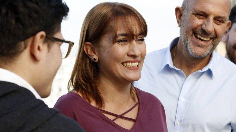 La diputada Matzen recibió 300 mensajes para que vote en contra del aborto