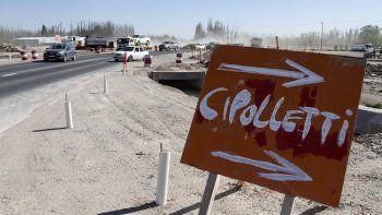 los automovilistas atrasan las obras del tercer puente