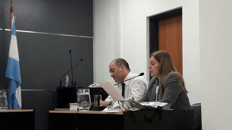 Los fiscales Rita Lucía y Santiago Márquez Gauna acusaron formalmente a dos médicos cipoleños.