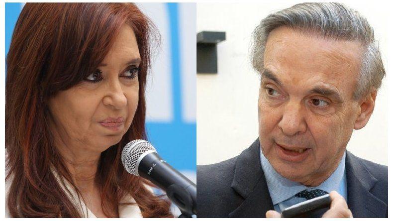Pichetto aseguró que Cristina Kirchner va a ser candidata en 2019