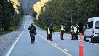 gendarmeria desalojo a una comunidad mapuche en bariloche