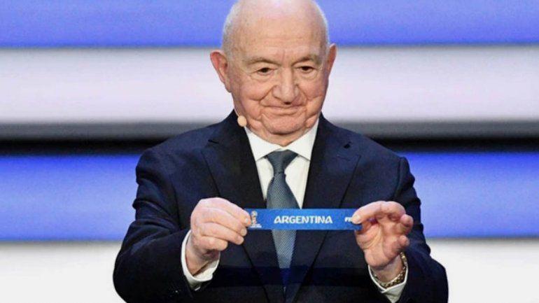Argentina debuta con Islandia en el Mundial de Rusia 2018