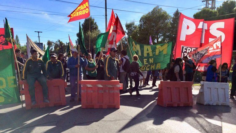 Madereros de MAM cortarán los puentes carreteros el miércoles