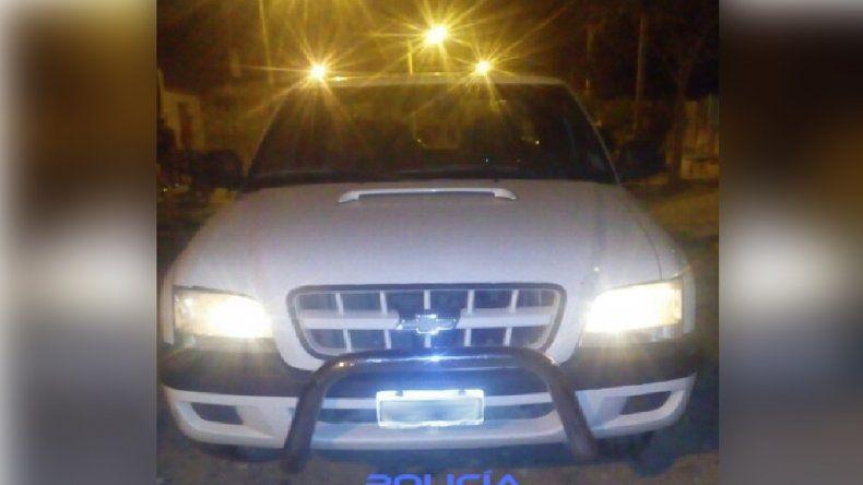 Un cipoleño paseaba por Neuquén y encontró la camioneta que le habían robado