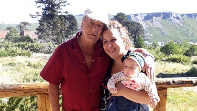 Final feliz para Cintia: buscó a su papá por 33 años, lo halló en las redes y se rencontraron en Caviahue