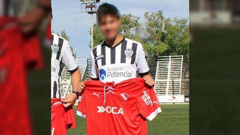 Es cipoleño el juvenil de Independiente acusado de manejar una red de prostitución infantil