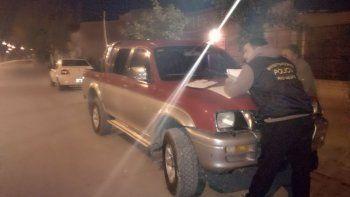 Secuestran una camioneta que compraron con dólares truchos