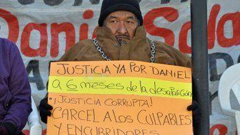 Murió el padre de Daniel Solano en una clínica de Tartagal