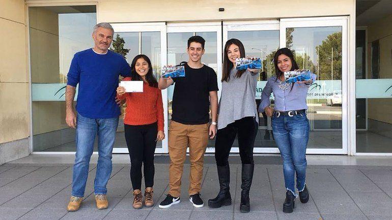 Cuatro estudiantes y un docente de Medicina de la UNCo se capacitarán en Estados Unidos