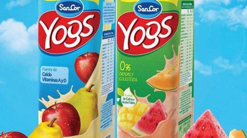 Piden retirar del mercado un conocido yogur bebible