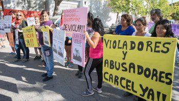 pidieron 10 anos de carcel para el violador de su hija
