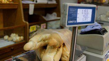 El precio del pan aumentó hace poco y podría volver a hacerlo.