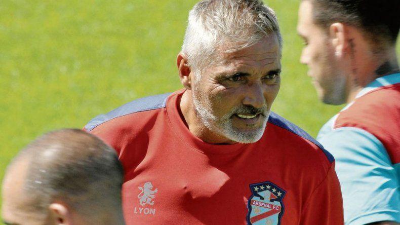 Rondina: Cipolletti lo va  a jugar como una final