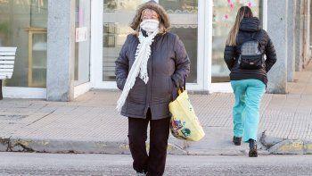 ¡A abrigarse!: la temperatura en el Alto Valle no superará los 9°