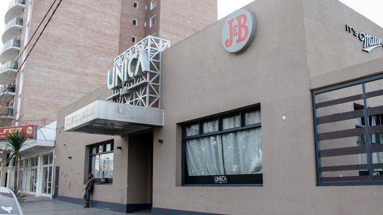 Un guardia del boliche Única fue clave en el juicio al confirmar la identidad del violento.