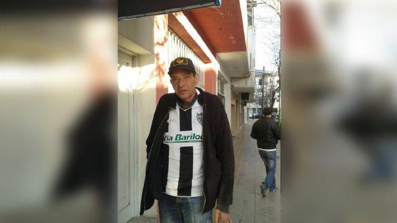 Murió Chipi, un reconocido vecino de Cipolletti que fue atropellado