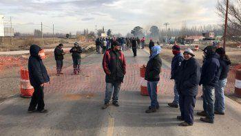 trabajadores rurales levantaron el corte en la ruta 22