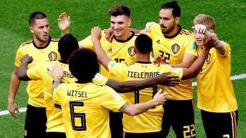 Bélgica se quedó con el tercer puesto: le ganó a Inglaterra
