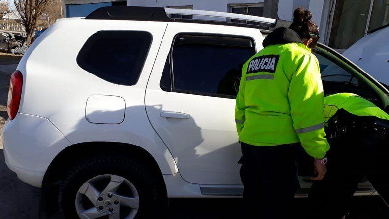 Atraparon a un petrolero neuquino con una camioneta robada en Buenos Aires