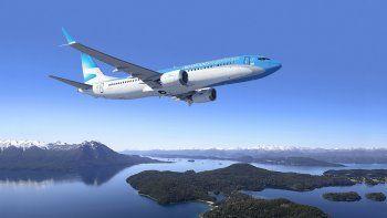 bariloche incremento sus vuelos en un 18%