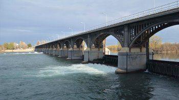 volvieron a habilitar el transito en el puente del dique ballester
