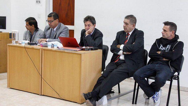 Rubén López y Luis Abramovich fueron absueltos en la causa por abuso sexual