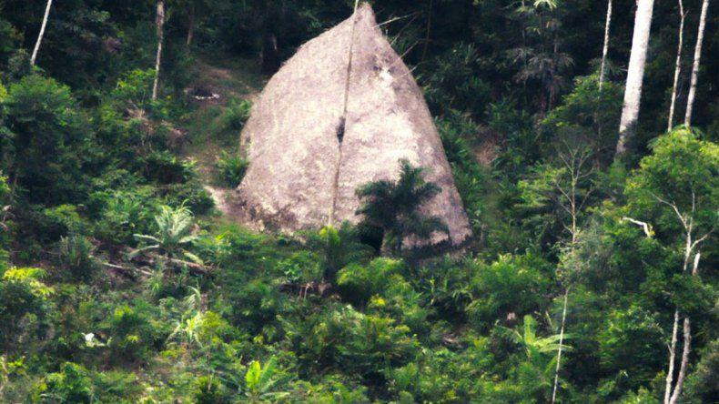 Los miembros de esta tribu no han mantenido contacto con el exterior de la selva brasileña. Las autoridades la vienen monitoreando hace un tiempo.