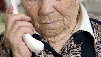 Las estafas vía llamadas telefónicas se están volviendo una modalidad delictiva habitual, en especial, contra jubilados.