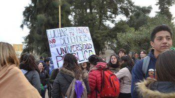 Universitarios realizarán múltiples cortes de tránsito en rutas regionales