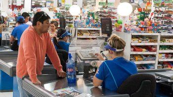 preocupacion por la caida de las ventas en supermercados