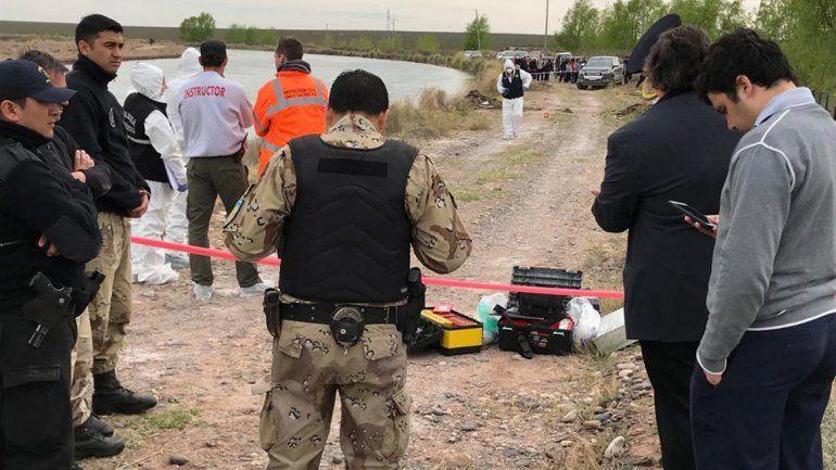 Encuentra muerta a una mujer que desapareció ayer en Cinco Saltos