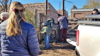 Tenía 4 perros atados en una obra sin agua ni comida: fue condenado