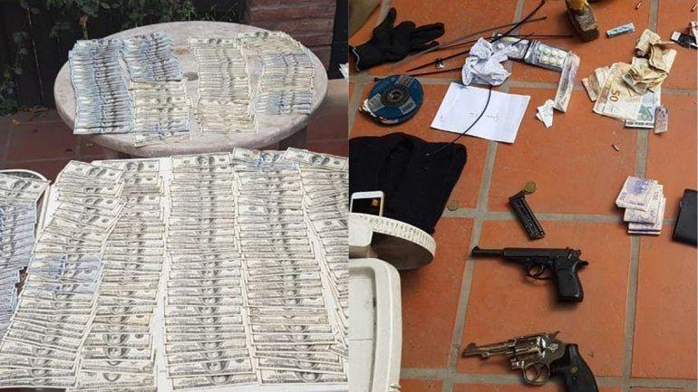 Atrapan en Mendoza a peligrosa banda de secuestradores liderada por rionegrinos