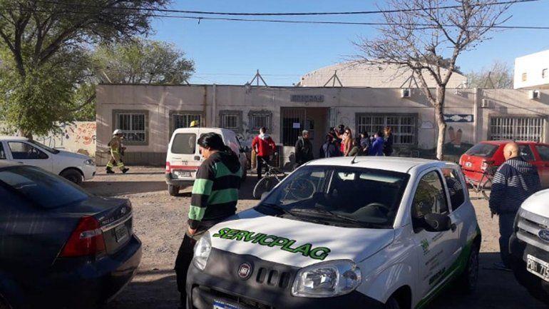 Evacuaron una escuela primaria por una supuesta pérdida de gas y denunciaron sabotaje
