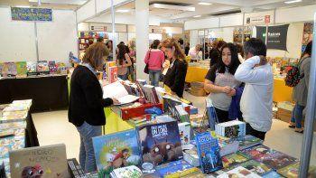 Arrancó la Feria del Libro