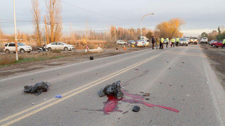 Las muertes en las rutas de la provincia a causa de siniestros viales son moneda corriente y el Gobierno busca disminuir los índices fatales.