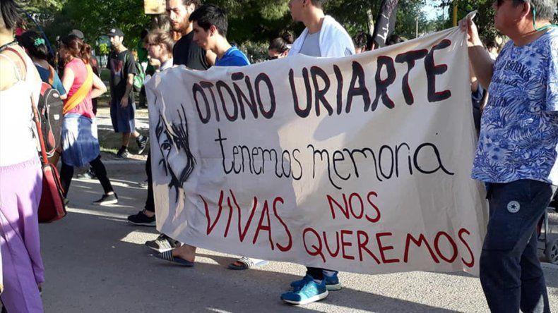 Uno de los imputados en el caso Otoño fue a la marcha y provocó disturbios