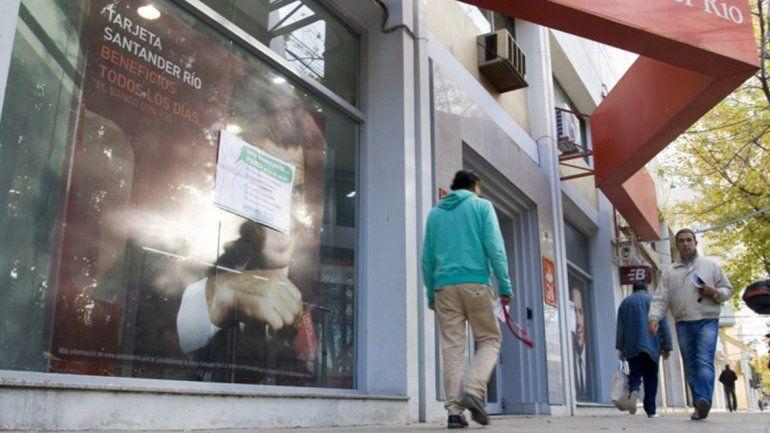 Mañana no habrá bancos por el Día del Trabajador BancarioLos bancarios festejan su día y no hay atención