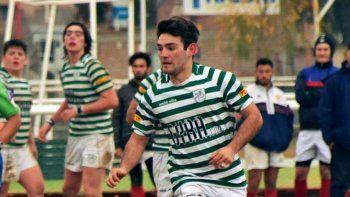 joven asesinado era jugador de rugby en marabunta