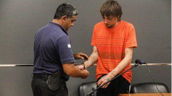 tras matar a joaquin, el acusado apunalo a otro joven