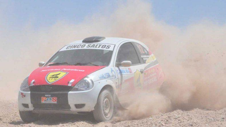 El Rally de Regina contará con ocho pilotos cipoleños