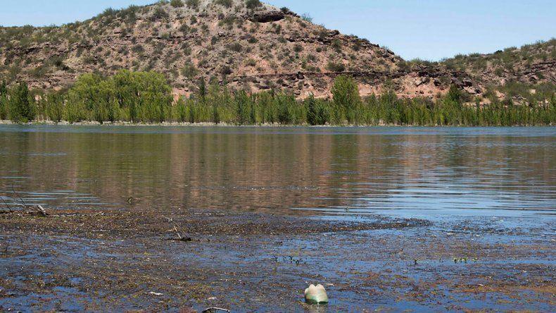 Estudiantes investigan la contaminación del río