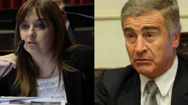 Odarda dijo que Aguad debería estar preso por la causa ARA San Juan