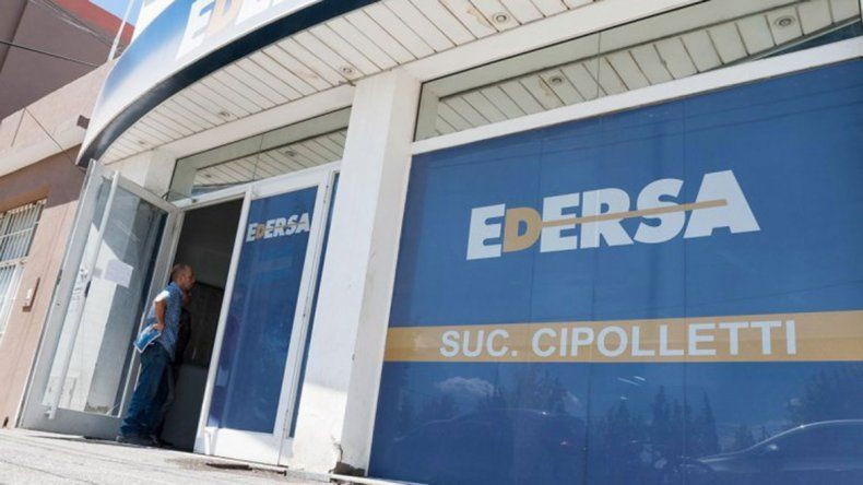 Edersa aseguró que no cortará el suministro a sectores vulnerables